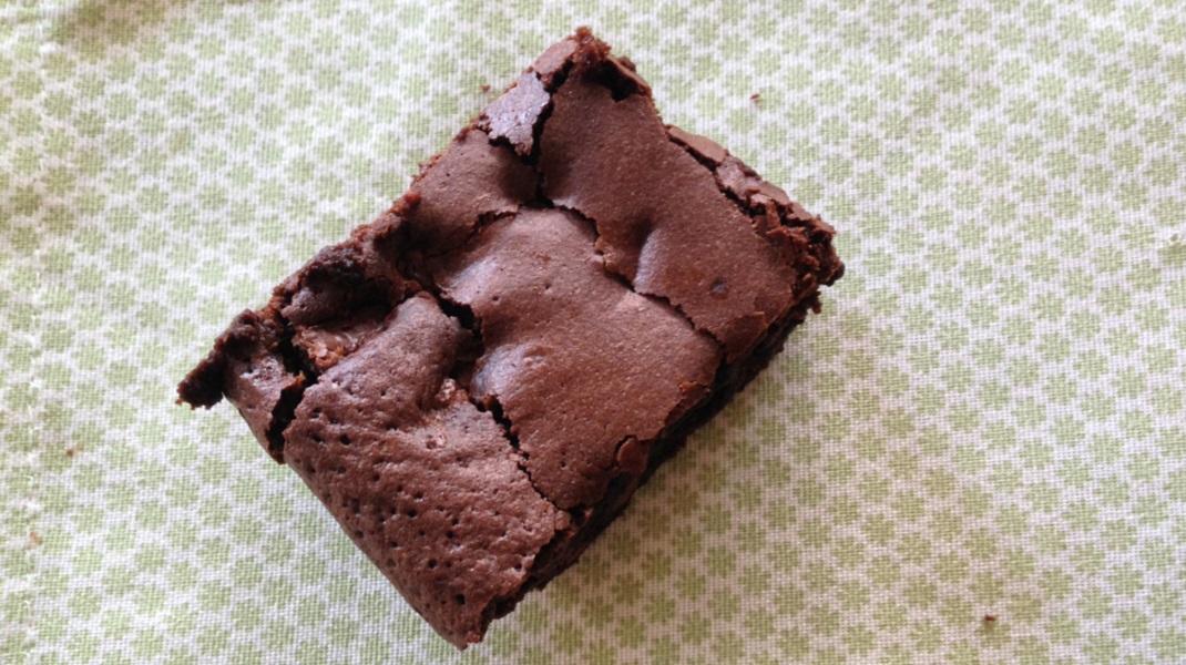 Orange Crunch Brownies - SHE EATS