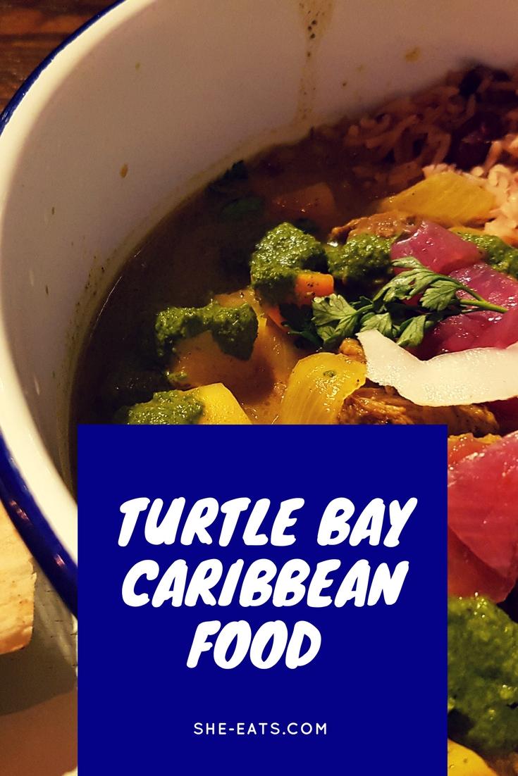Turtle Bay Blackburn She Eats